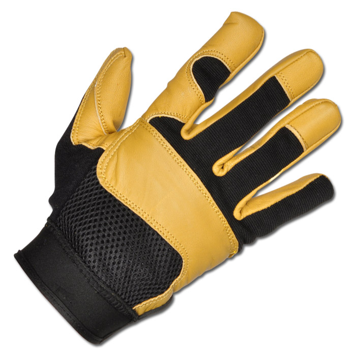 Mechanic S Gloves Dickies Light Brown Leather