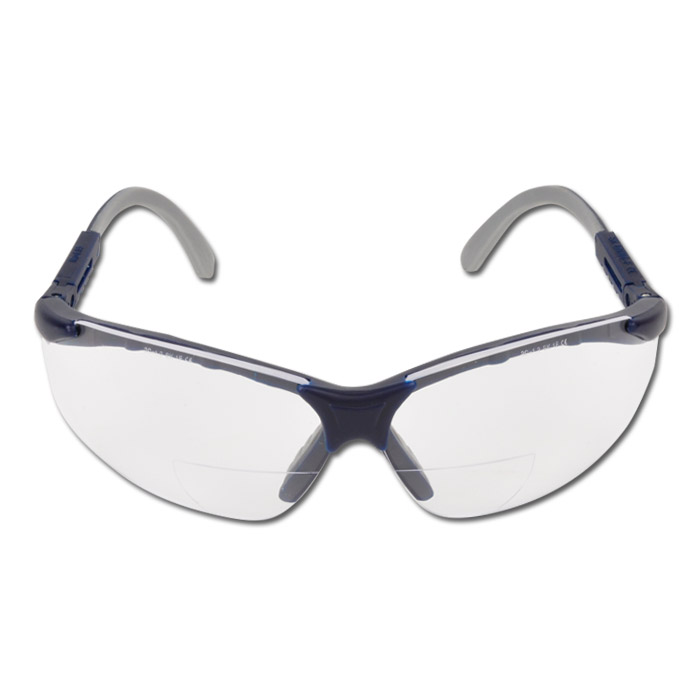 quot zekler 55 quot bifocal safety reading glasses en 166