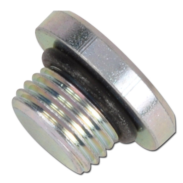 Sealing plugs steel  quot to unf thread