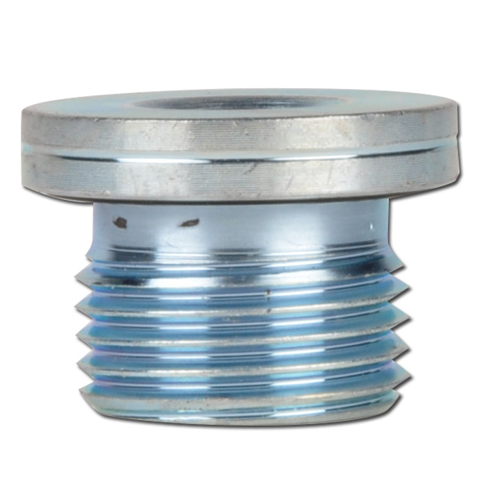 Plugs steel quot to galvanized with